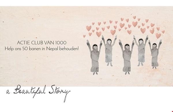 1000 vrouwen gezocht!