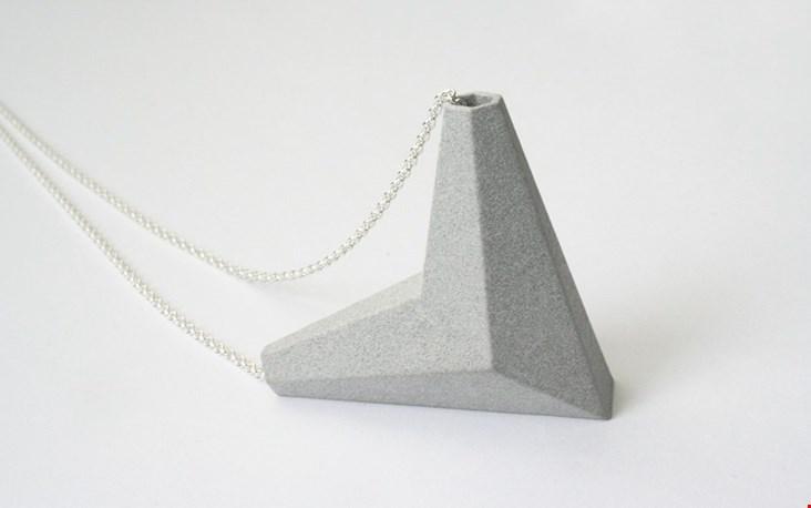 Mijn favoriet  van de kettingen: V-shape