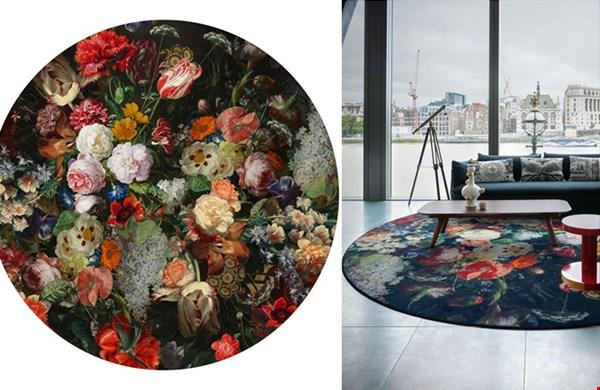 Moooi Carpets Eden Queen vloerkleed 350