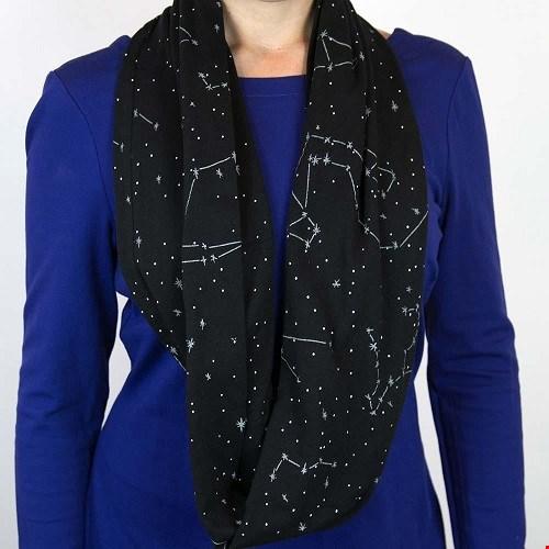 Sjaal sterrenbeelden