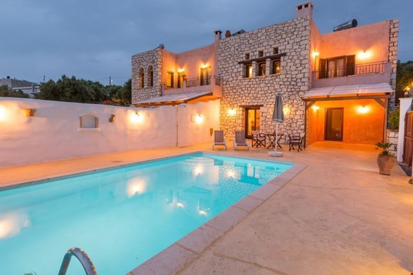 Villas Delight op Kreta