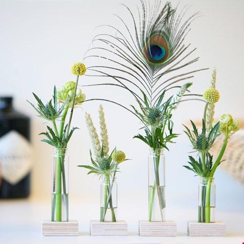 Bloompost bloemen cadeau versturen per post Flavourites