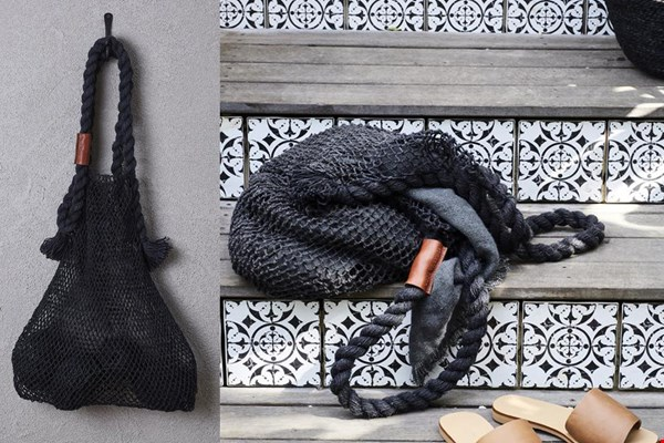 Win een hemp string bag van Thestylehunter.nl!