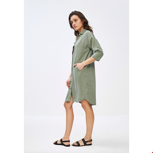 Dress bloeme nakai - Olive