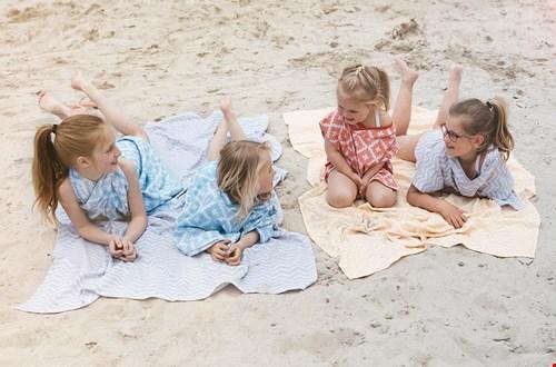 KIpkep Strand Handdoeken Flavourites