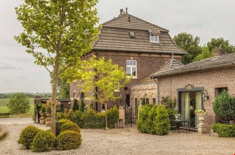Engelse cottage in Zuid-Limburg