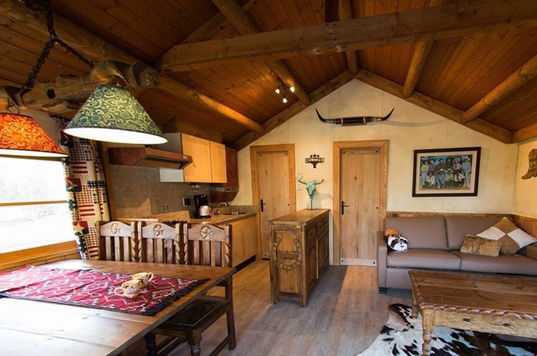 Cowboy Cottage in Slagharen