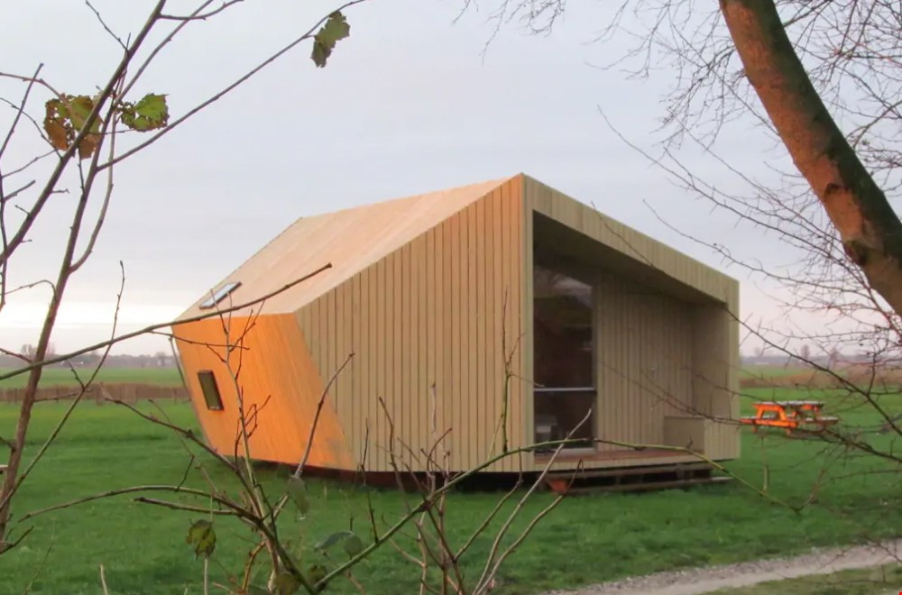 Eco huis in Friesland