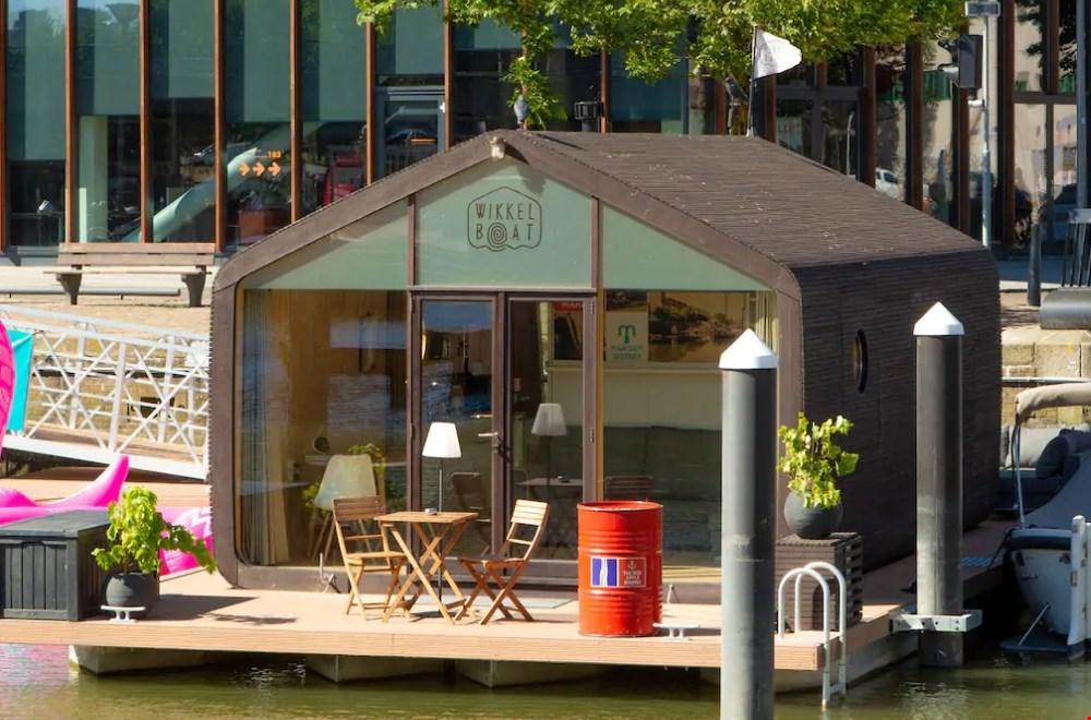 De Wikkelboat in Rotterdam