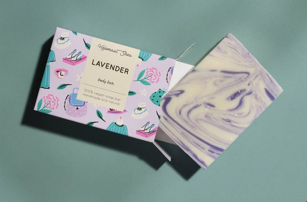 Honesse Biologische Lavendel Zeep Flavourites