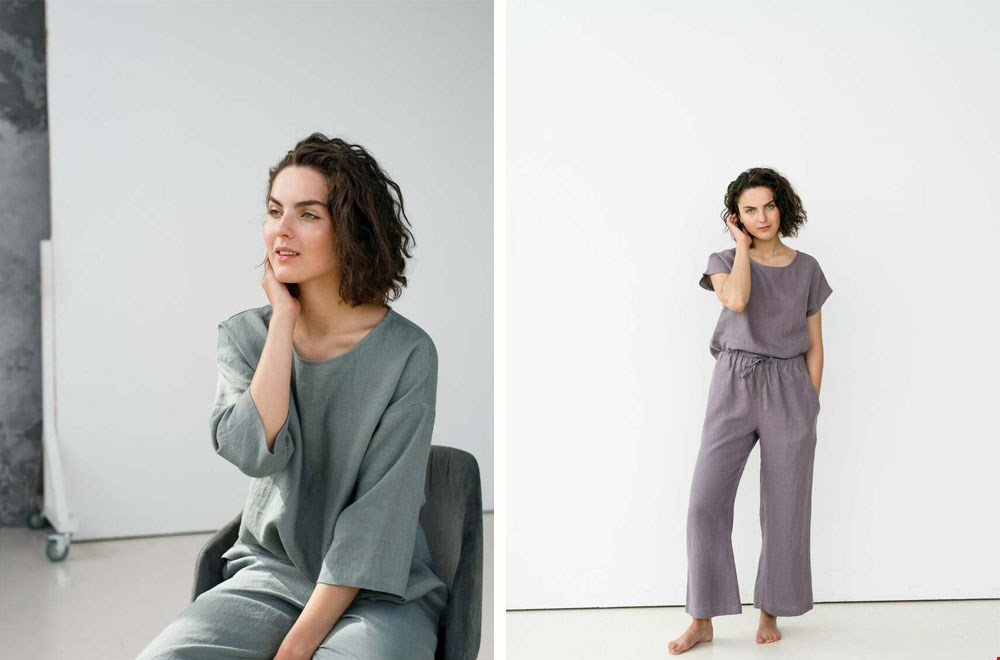 Honesse Linnen Housewear Flavourites