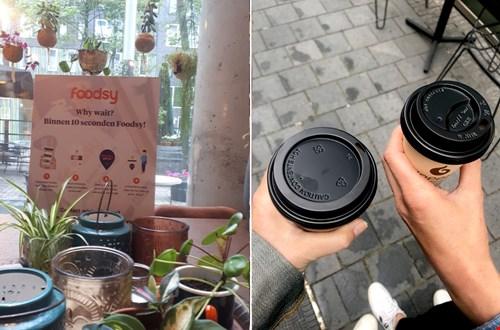 Coronaproof koffie bestellen