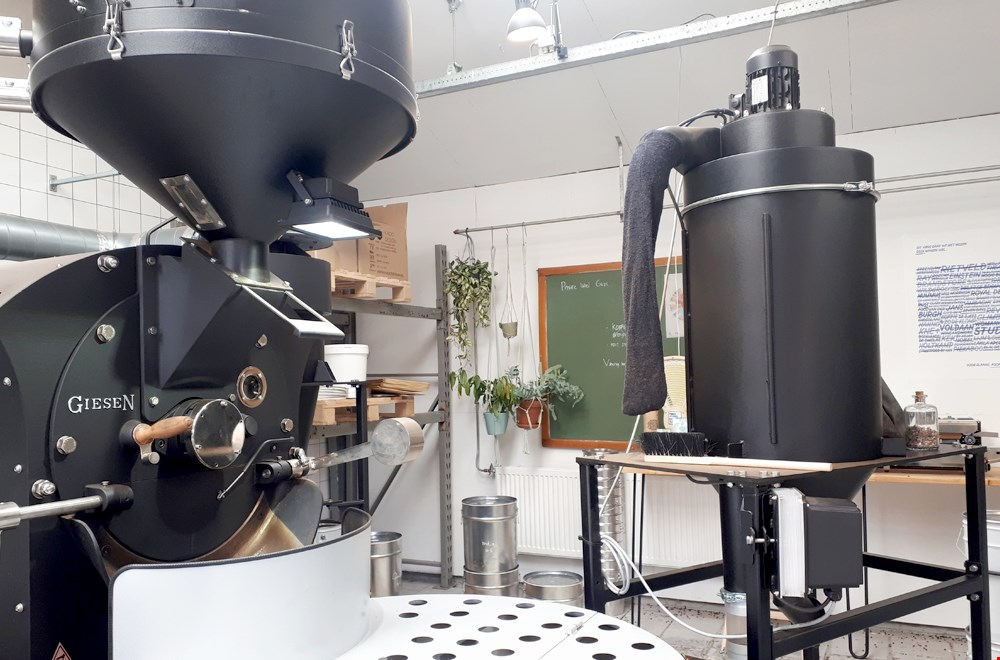De lekkerste koffiebonen van Delft