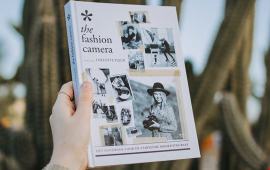 WIN boek The Fashion Camera (3x)!