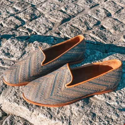 Geweven loafers Havana Kindred Spirits