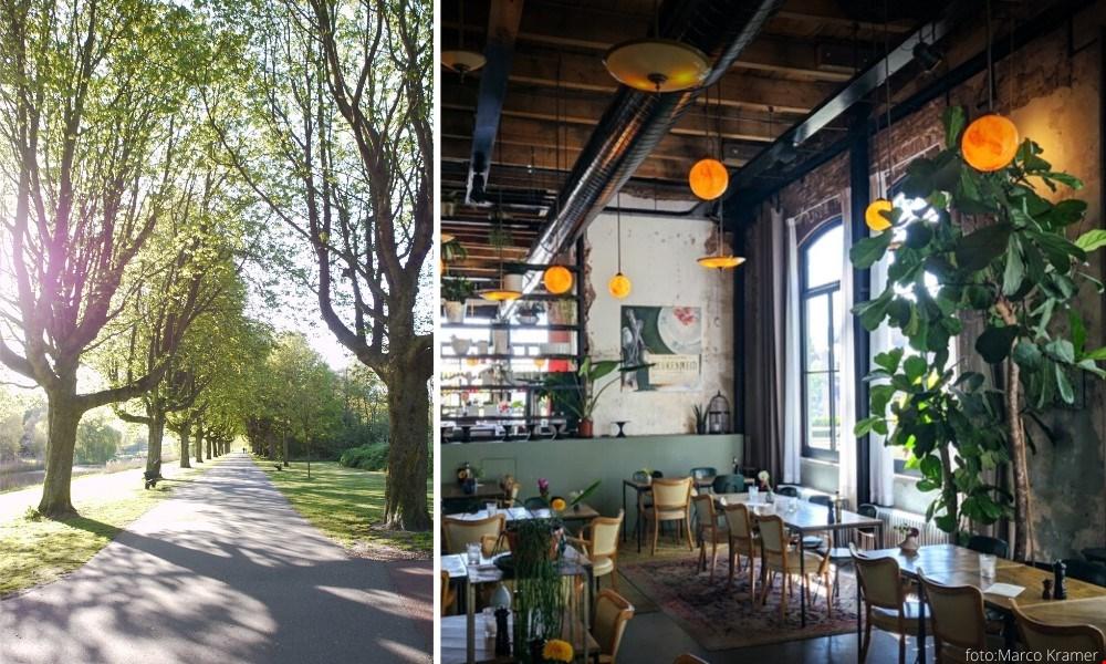 Oosterhout & interieur IJkgebouw