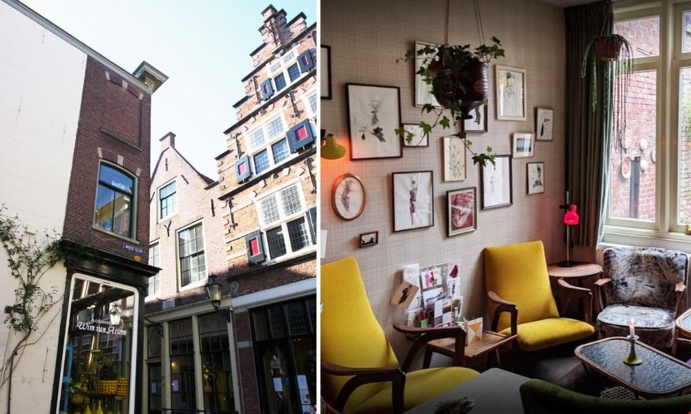 Bloemen van Wim van Assem & Eetcafé De Binnenkomer