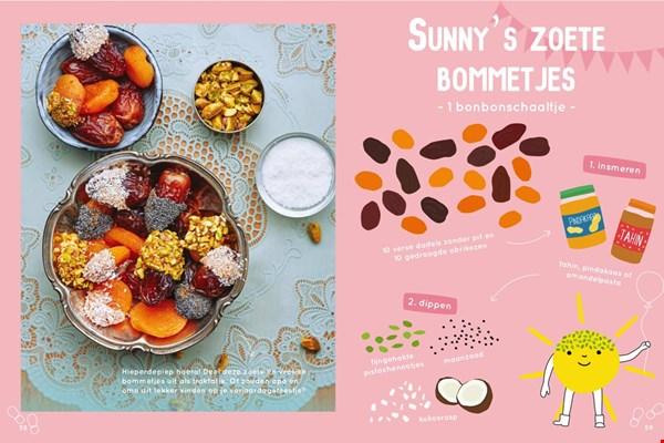 Sunnygoodfoods.nl kinderkooboek kookboek voor kinderen Flavourites