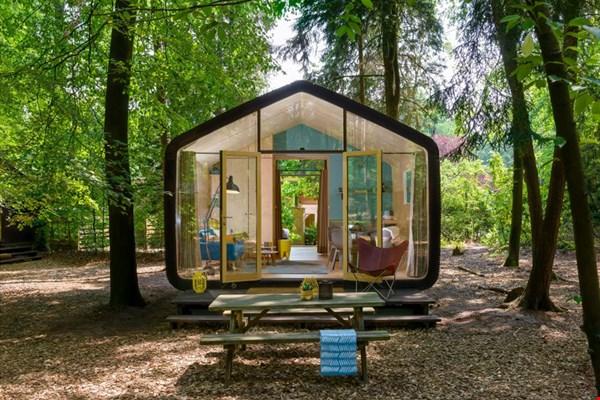 Natuurhuisje - vakantie in eigen land of in het buitenland