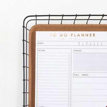 HOP To do planner – A4