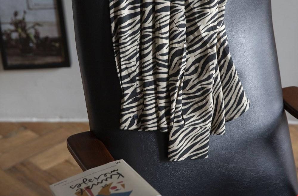 Top Mees Zebra
