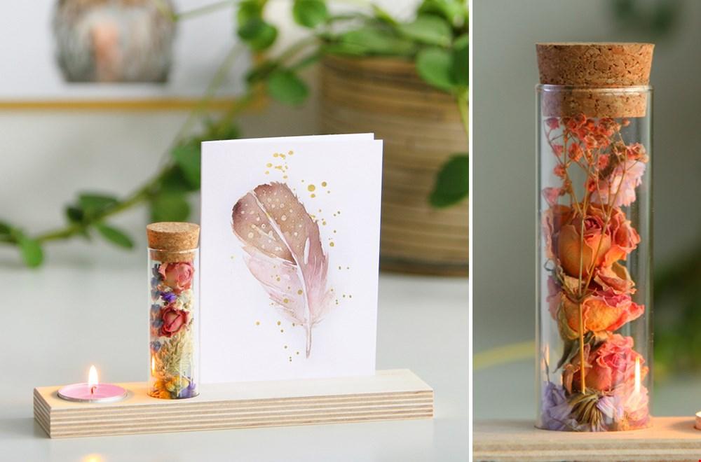 Geef een blijvende herinnering cadeau via Bloomery