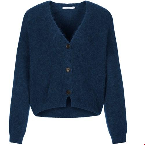 Sofie cardigan blue