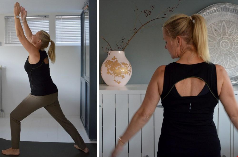 Filippa K sportlijn @yoga-specials