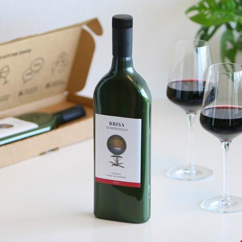 Rode wijn per post