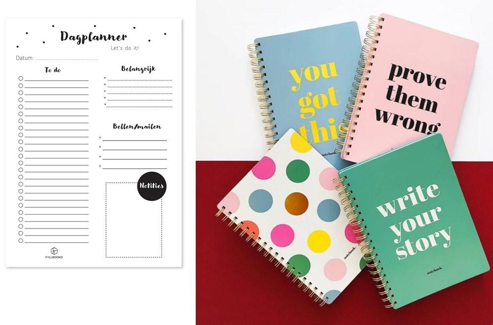 Super leuke notebooks!