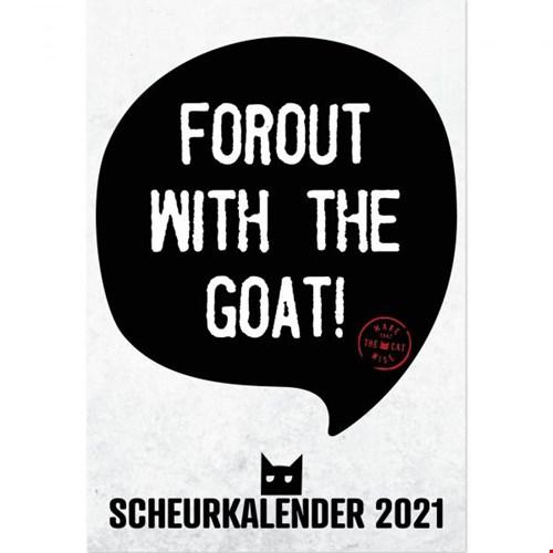 Make That The Cat Wise Scheurkalender