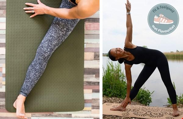 Zó kies je een yogamat!
