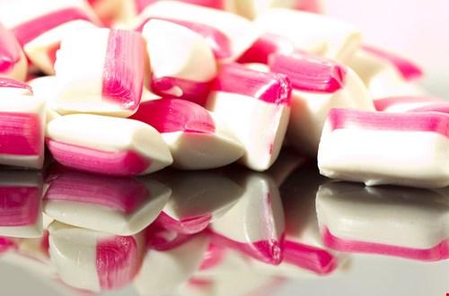 Colourful candy @papabubble
