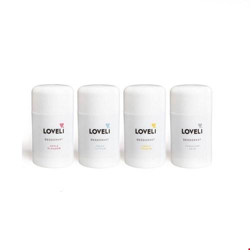 Loveli Deodorant Stick