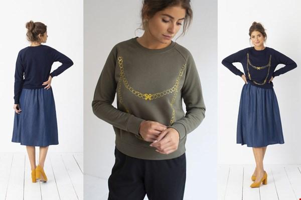 WIN een sweater t.w.v. € 69,95 van Marjolein Elisabeth!