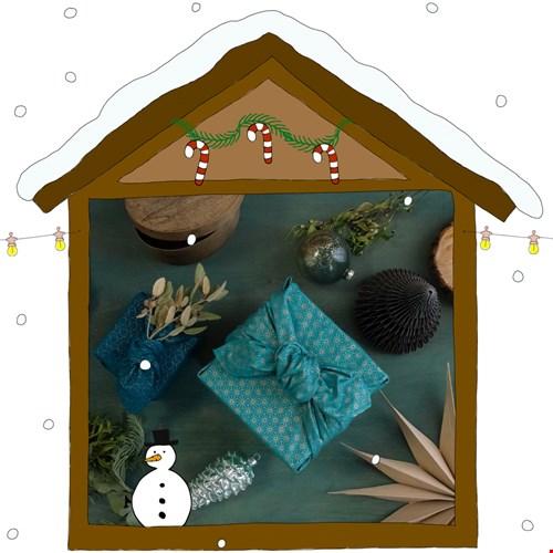 Fabrap.co - herbruikbare geschenkverpakkingen