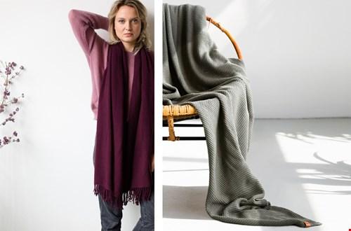 Grote sjaals voor grote koukleumen
