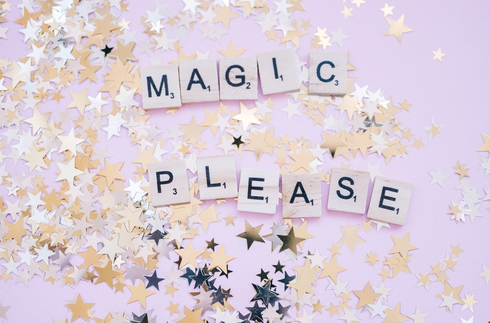 All I want is a magical Christmas!