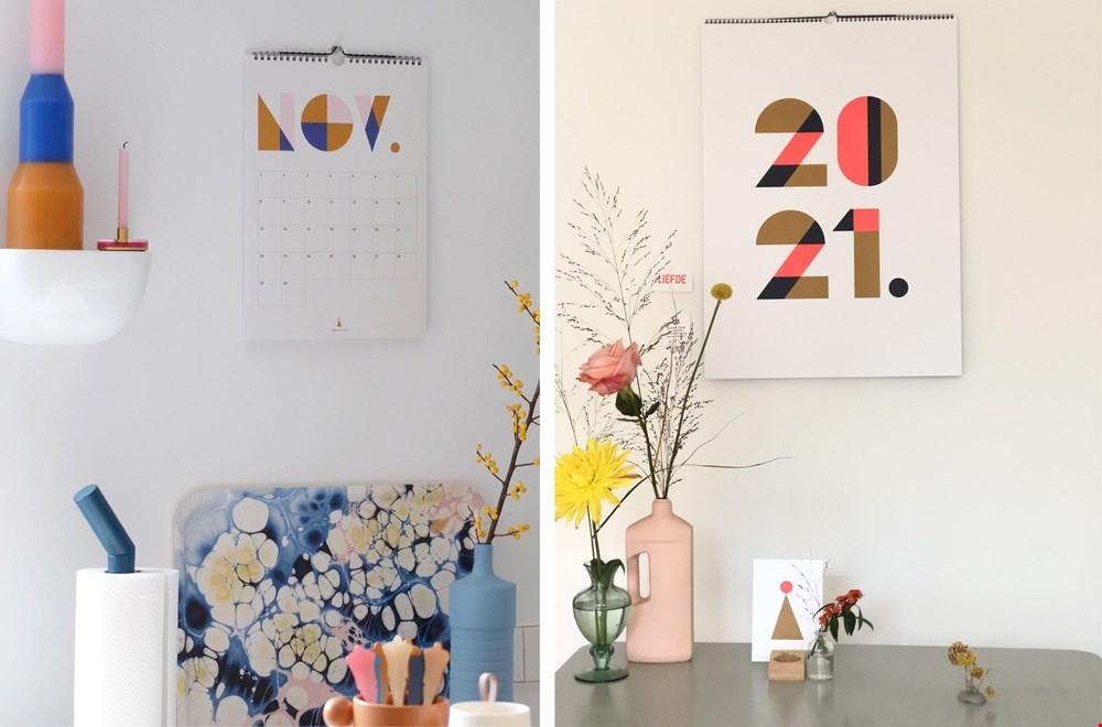 Engelpunt verjaardags- en jaarkaleners