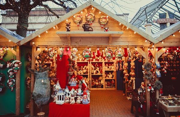 (Hopelijk) tot volgend jaar ziens, dit jaar bezoeken we de kerstmarkt online!