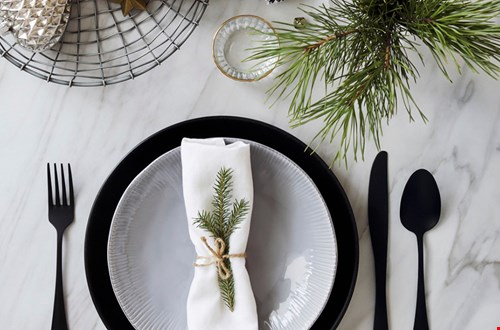 Breng de natuur in huis met je kerstdecoratie.
