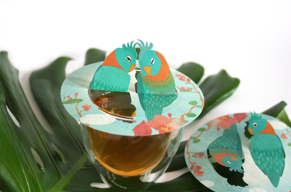 Stoom deze vogeltjes tot leven @steamwaverz