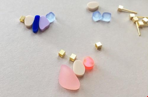 Prachtige acryl steentjes @turinajewellery