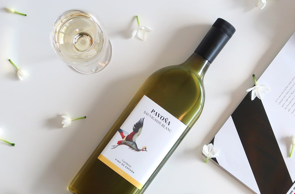 Een wijntje door de brievenbus @bloompost