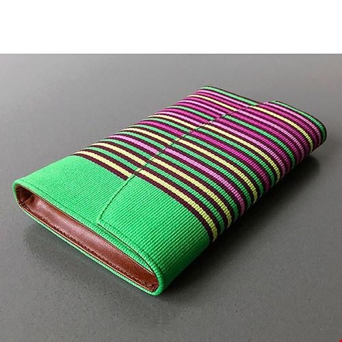 Handgemaakte clutch uit Peru