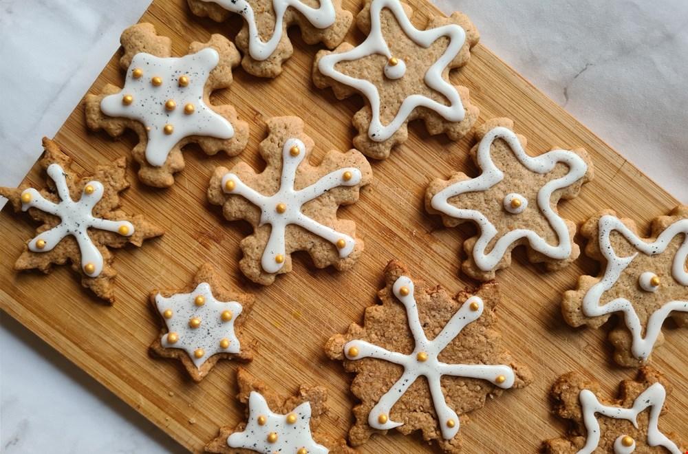 Best aardig gelukt, deze gingerbread cookies