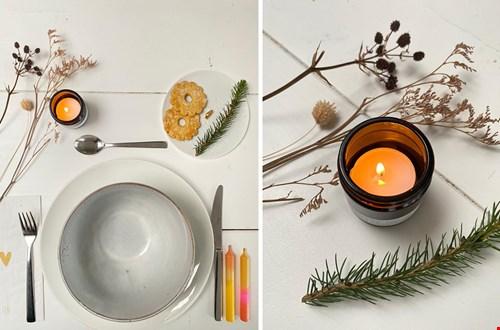 Minimalistische versieringen van onze Flavourites' Natascha!