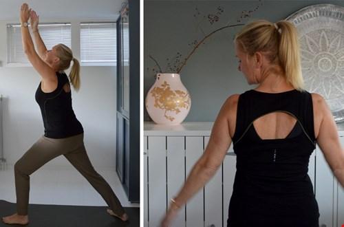 Zo vanuit je bed op je yogamat voor zonnegroetjes