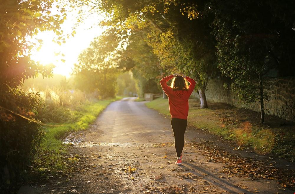 Wandelen is ook bewegen, en het is hartstikke gezond voor je lijf en geest!
