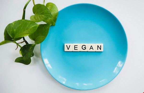 Vegan lunch inspiratie